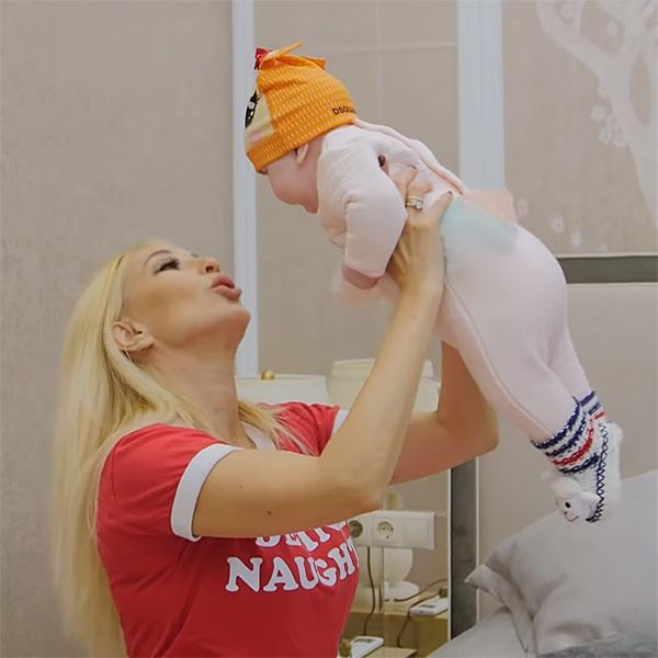 Дочь Леры Кудрявцевой (актриса) – Мария Макарова фото
