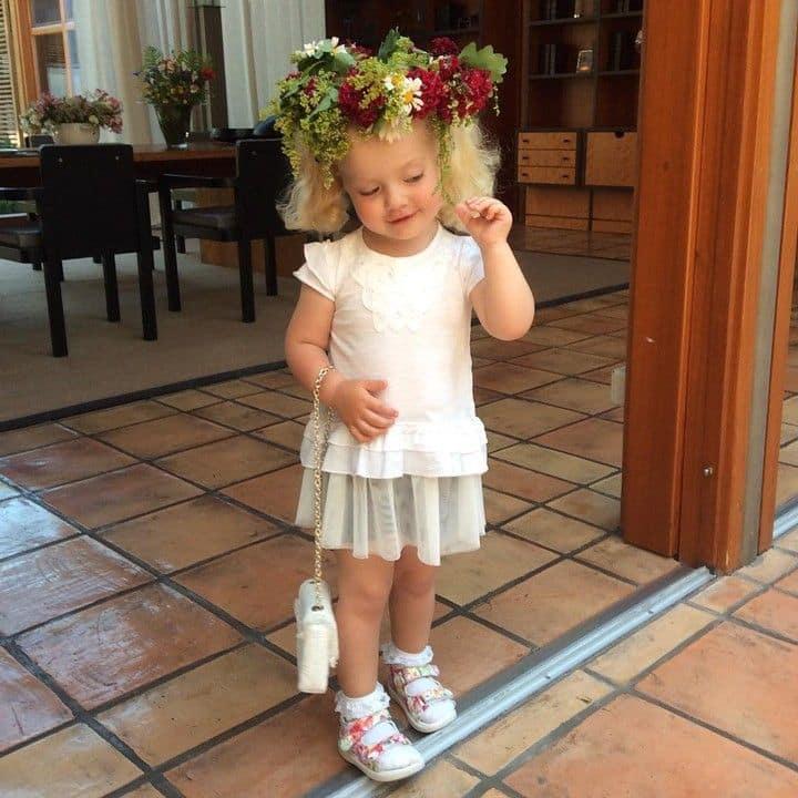 Дочь Максима Галкина и Аллы Пугачевой – Елизавета фото