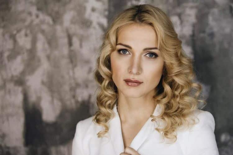 Дочь Марии Порошиной — Полина фото