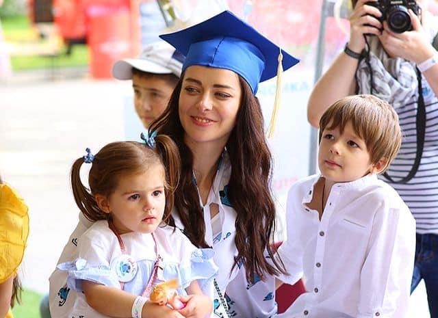 Дочь Марины Александровой – Екатерина фото
