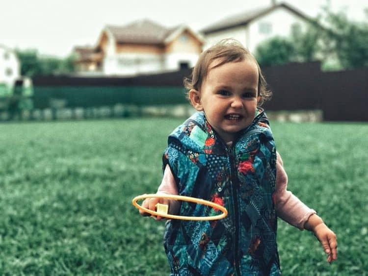 Дочь Павла Прилучного – Мия фото