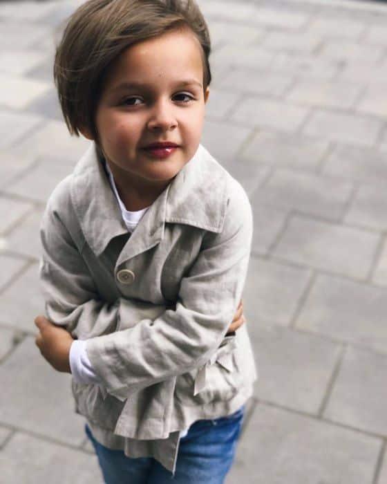 Дочка Басты – Василиса фото