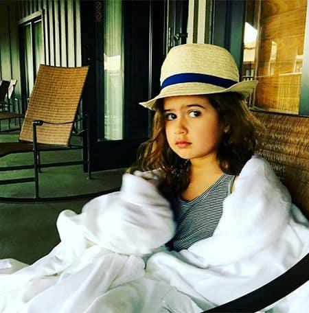 Дочка – Эвелин Пенн фото