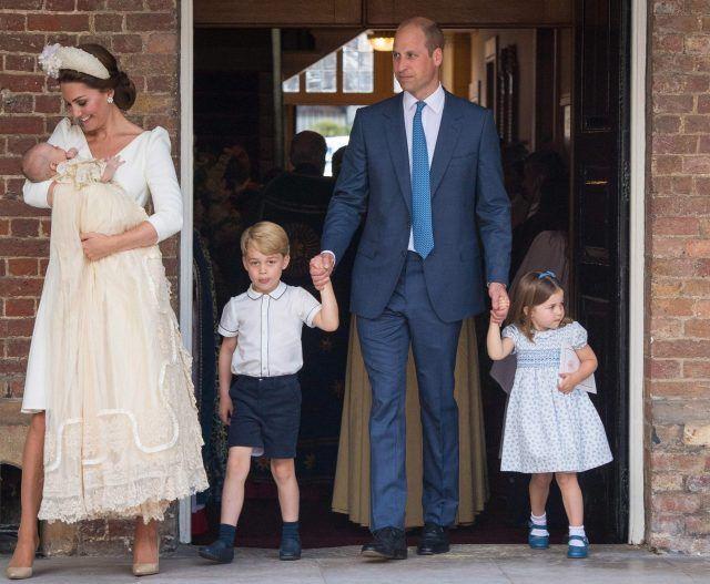 Фото детей Кейт Миддлтон и Принца Уильяма фото