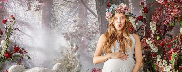 Как Регина Тодоренко назвала новорожденного ребенка фото