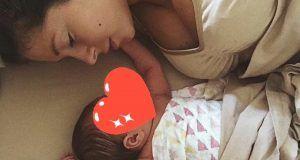 Нюша родила как назвали ребенка певицы фото