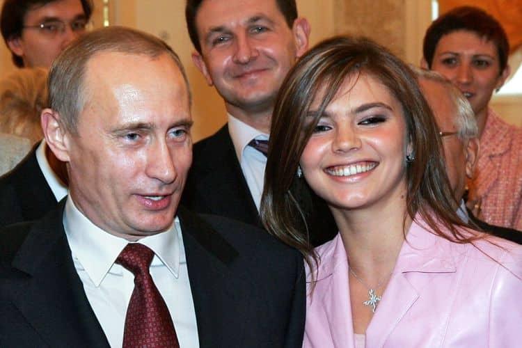 Отношения Кабаевой и президента Путина фото