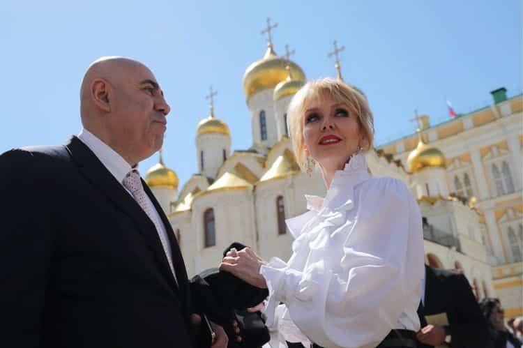 Валерия и Пригожин фото