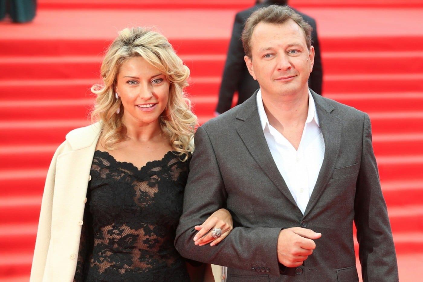 Екатерина Архарова и Марат Башаров фото