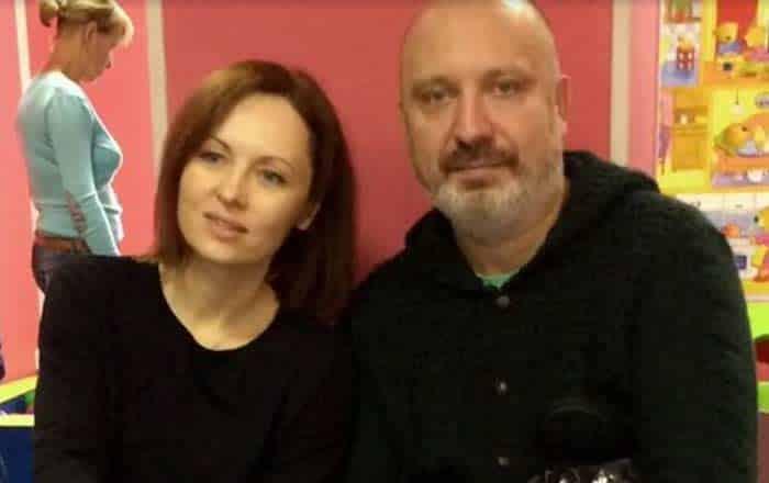Елена Ксенофонтова и Александр Рыжих фото