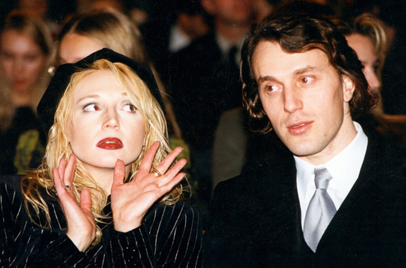 Кристина Орбакайте и Руслан Байсаров фото