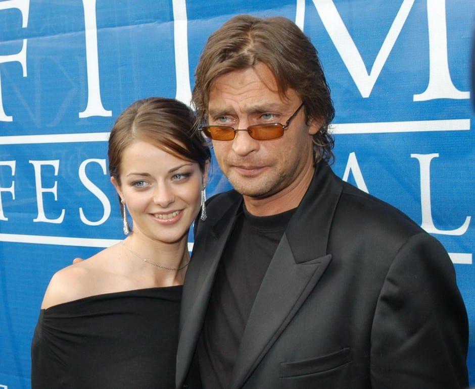 Марина Александрова и Александр Домогаров фото