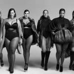 10 красивых моделей plus-size фото