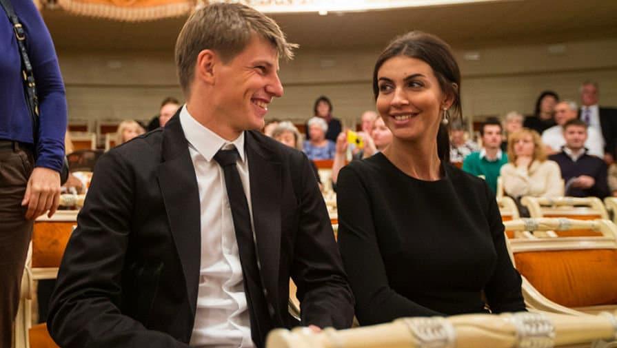 Алиса Казьмина и Андрей Аршавин фото