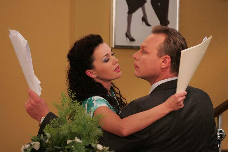 Анастасия Заворотнюк и Сергей Жигунов фото
