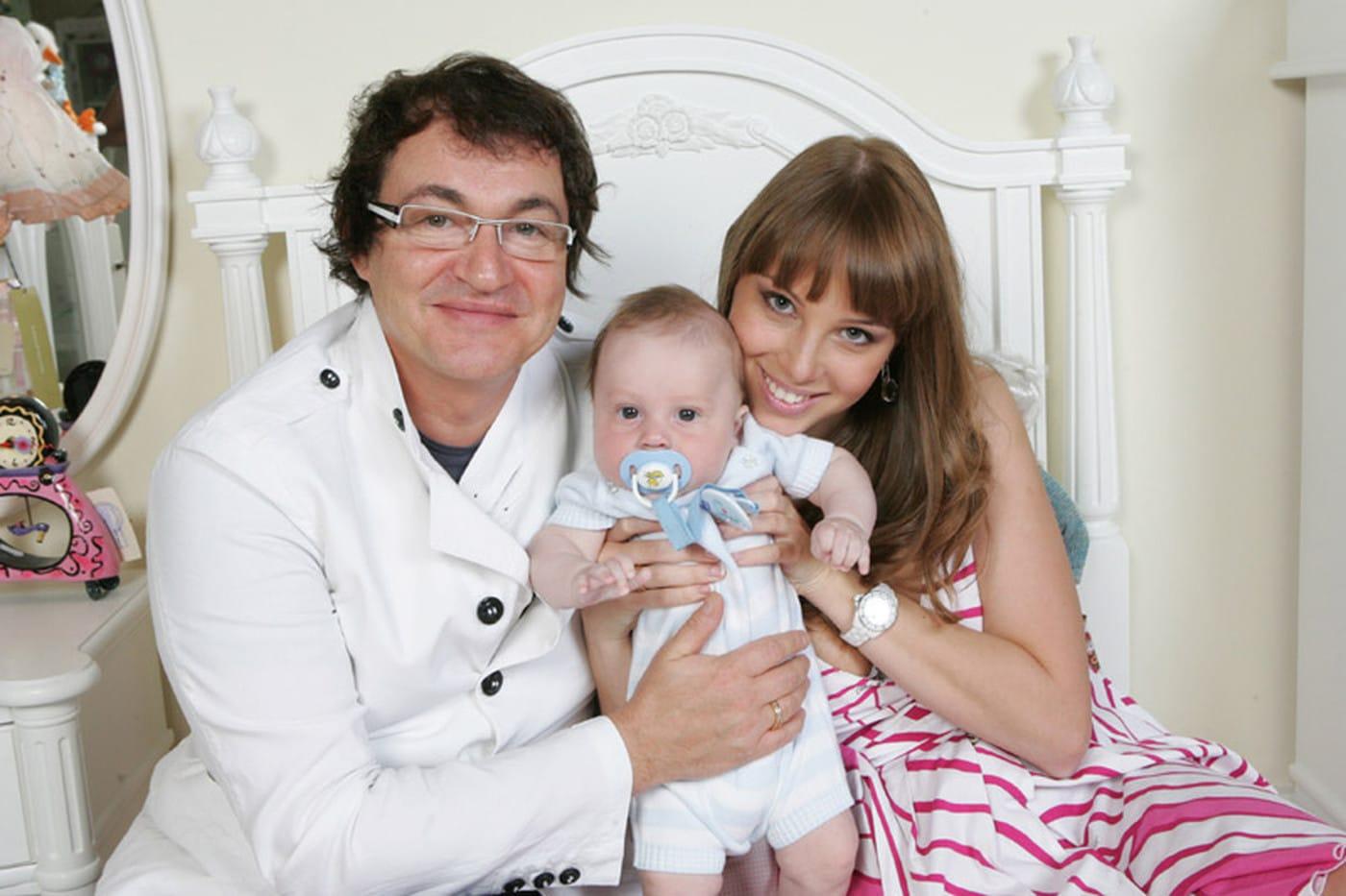 Дмитрий Дибров и Полина Наградова фото