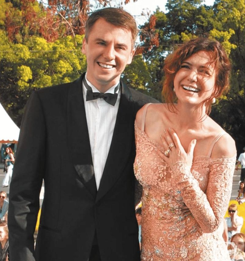 Екатерина Климова и Игорь Петренко фото