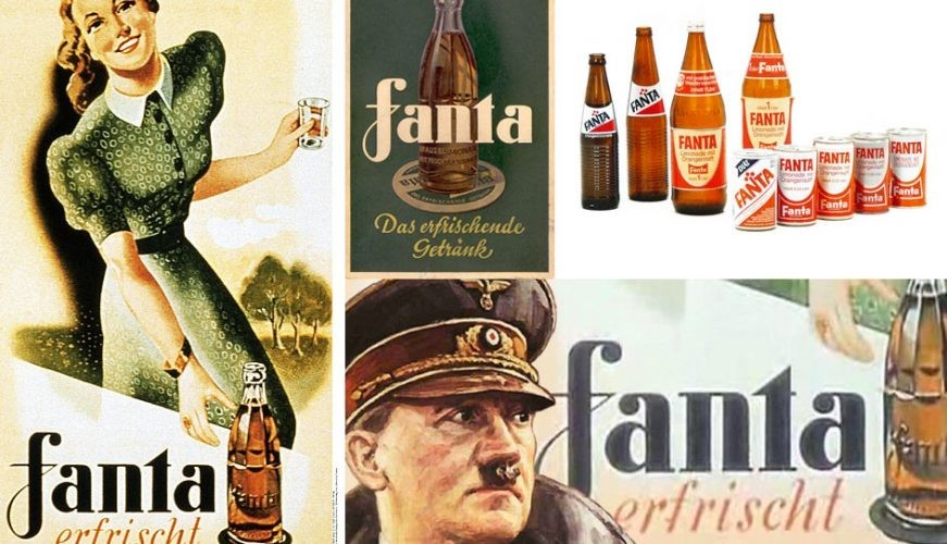 Fanta была придумана в Германии фото