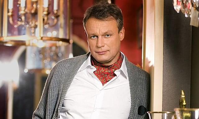 Максим Шаталин — Сергей Жигунов фото