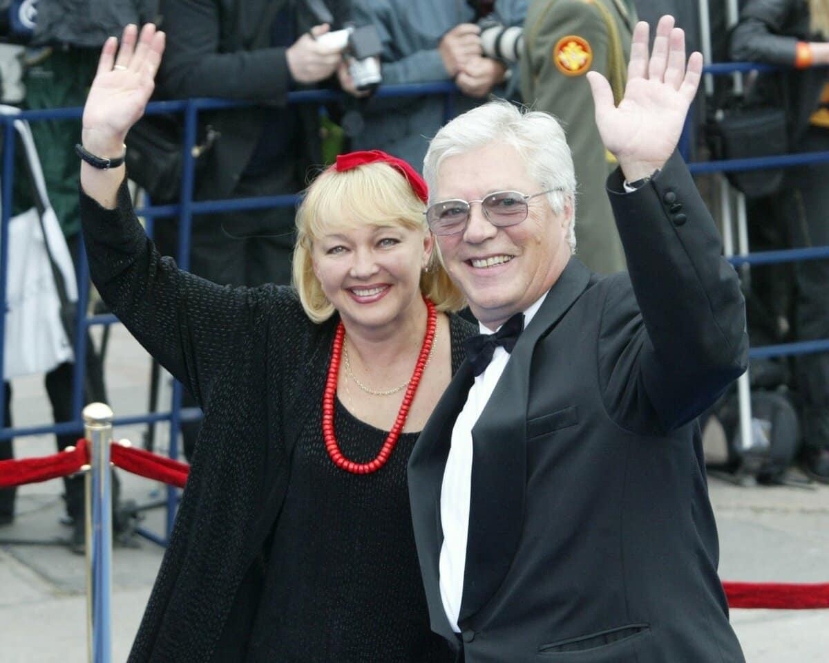 Наталья Гвоздикова и Евгений Жариков фото