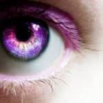 Редкий цвет глаз в мире фото