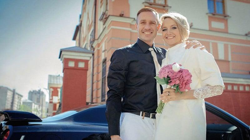 Роман Костомаров и Оксана Домнина фото
